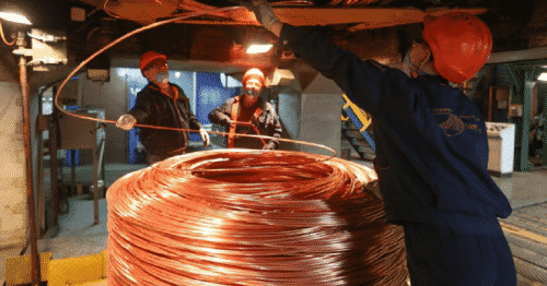 Copper Scrap 'wild card' For China in 2019